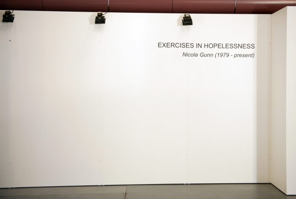 Exercises in Hopelessness